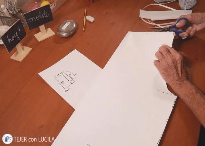molde y calculo de puntos