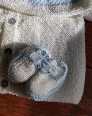 escarpin patuco bebe