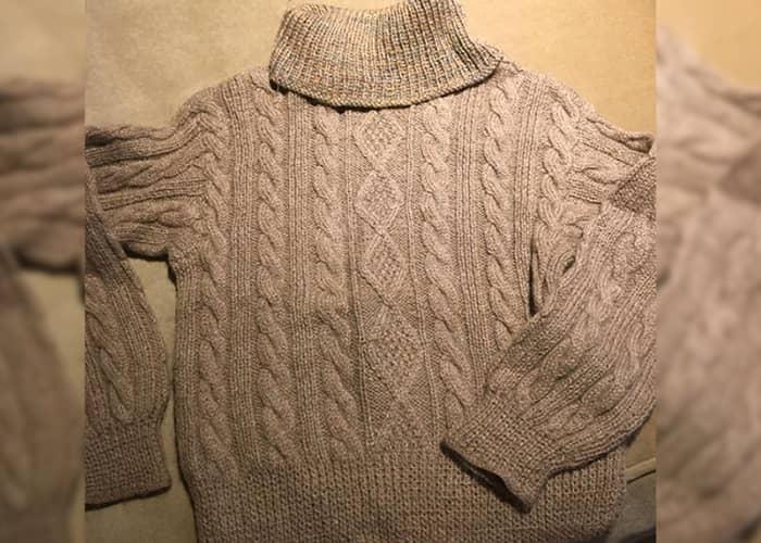 francisca tejedora sweater