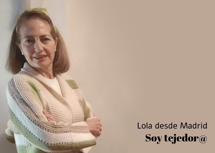 historia tejedora Lola